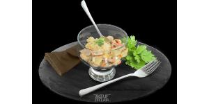 Salade Strasbourgeoise à la Crème Fraîche