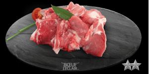 Sauté d'agneau sans os NVH **