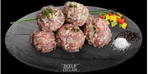 Achat viande en ligne Boulette de Veau Orloff