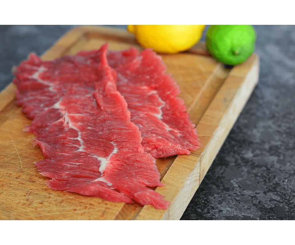 Achat en ligne bavette steak de flanchet normandie viande for Achat vegetaux en ligne