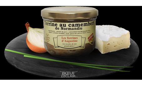 TERRINE AU CAMEMBERT DE NORMANDIE