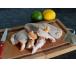 livraison seine maritime fricassée de poulet Blanc BIO
