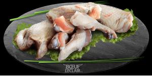 achat fricassée de poulet Blanc BIO en ligne