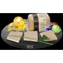 BLOC FOIE GRAS DE CANARD 30% MORCEAUX X450G