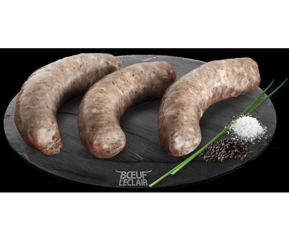 Achat en ligne saucisses aux herbes normandie viande h ritage for Achat vegetaux en ligne