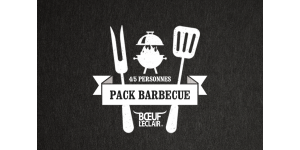 PACK BARBECUE 4/5 PERSONNES