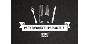PACK DÉCOUVERTE FAMILIAL