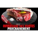 CÔTE DE BOEUF CIDRÉ X1,4KG