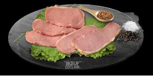 Rôti de porc cuit tranché NVH