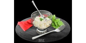 Salade de Céleri Râpé à la Moutarde de Dijon