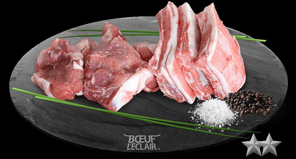 navarin d'agneau avec os normandie viande heritage