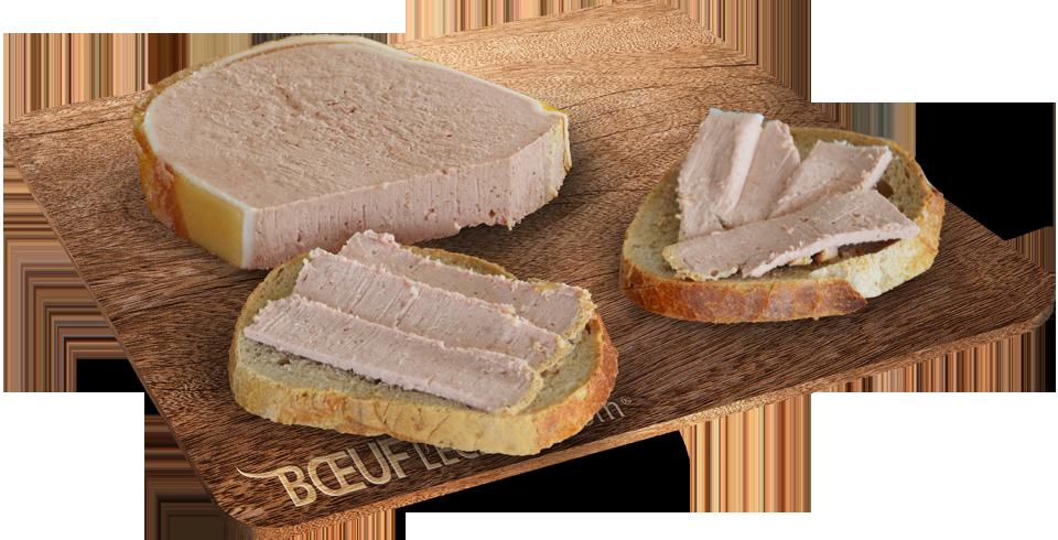 pate de foie normandie viande heritage