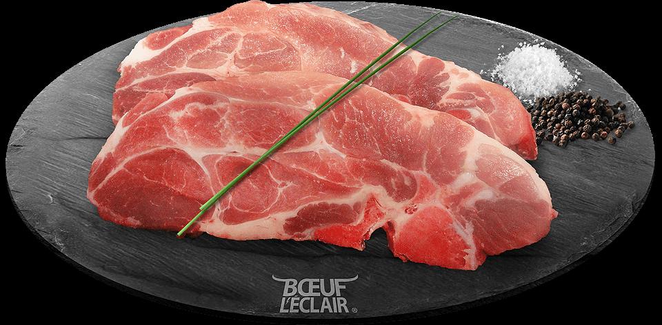 cote de porc echine normandie viande heritage
