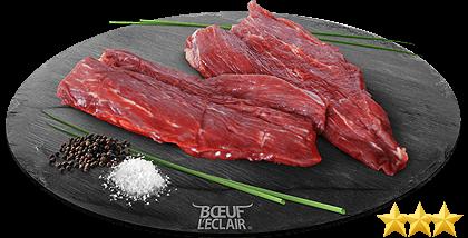 Steak de Bœuf filet 3 Étoiles - Normandie Viande Héritage