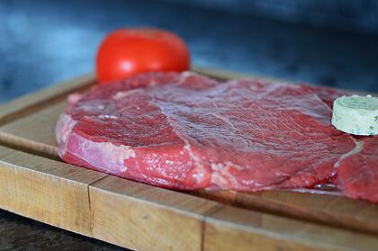 Steak Parisien XXL 2 étoiles, Normandie Viandes Héritage