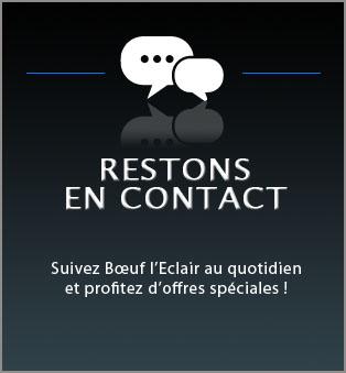 Restons en contact