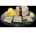 BLOC FOIE GRAS DE CANARD 30% MORCEAUX MI-CUIT 450G