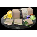 BLOC FOIE GRAS DE CANARD 30% MORCEAUX X900G