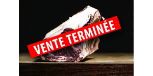 """CÔTE À L'OS +60 JOURS """"BOEUF NORMAND HERBAGER"""""""