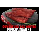 BAVETTE D'ALOYAU DE BOEUF CIDRÉ X2