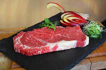 recette cuisson boucherie en ligne entrecote persillée normandie viande heritage rouen le havre evreux dieppe fecamp
