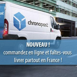 Livraison France Métropolitaine